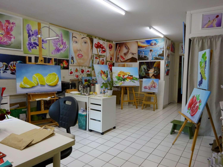 Atelier galerie d'art