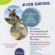 Job Dating de l'agroalimentaire