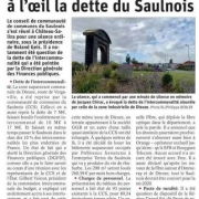 La Communauté de Communes du Saulnois se distingue...