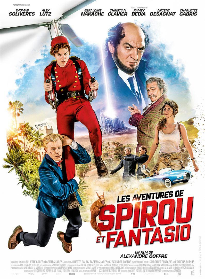 Les Aventures De Spirou Et Fantasio Juvelize Moselle